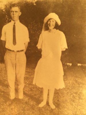 Earl Gray and Evelyn Swenson