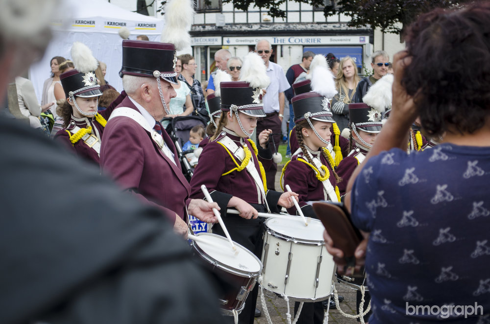 Rattray Marching Band