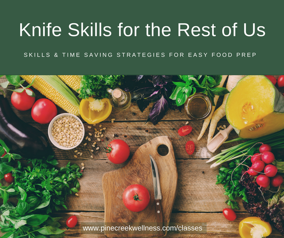 Knife Skills for the Rest of Us