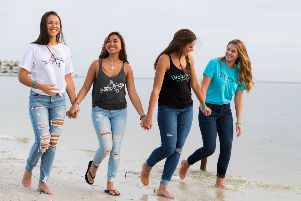 Watersoul Clothing - Shop t-shirts, jewelry, and more. 70% of all profits go to the Watersoul Foundation!