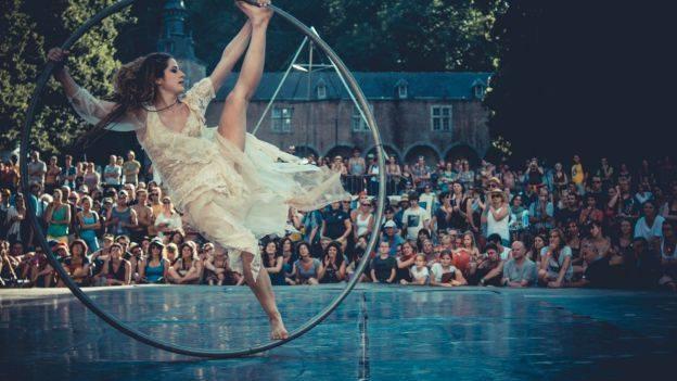 "Festival ""Esperanzah"", Belgica 2013"