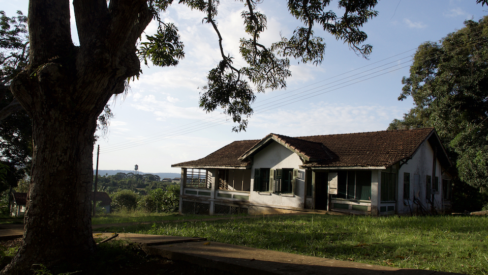 American Village in Fordlândia