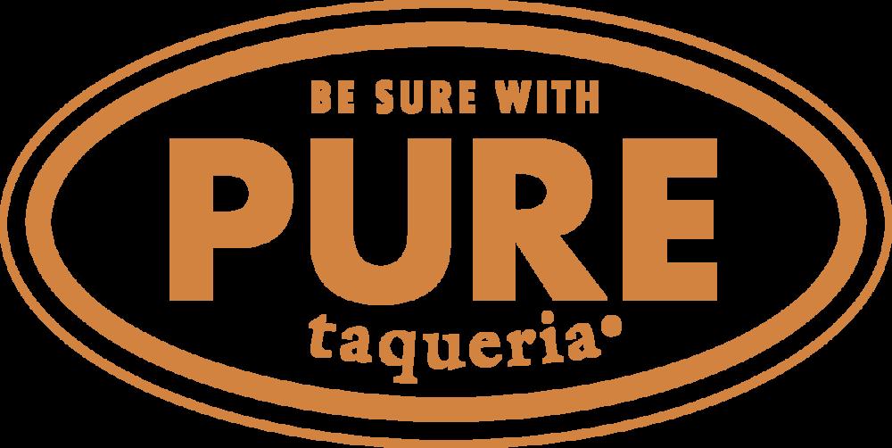 Pure Taqueria ORANGE Logo1.png
