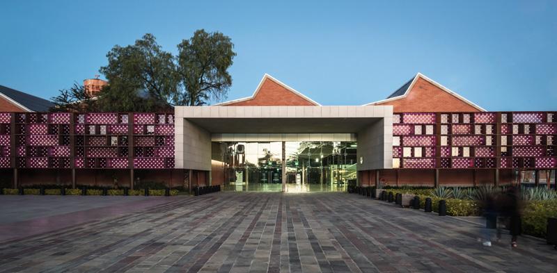 Museo Espacio Aguascalientes / E1Desingnlightstudio