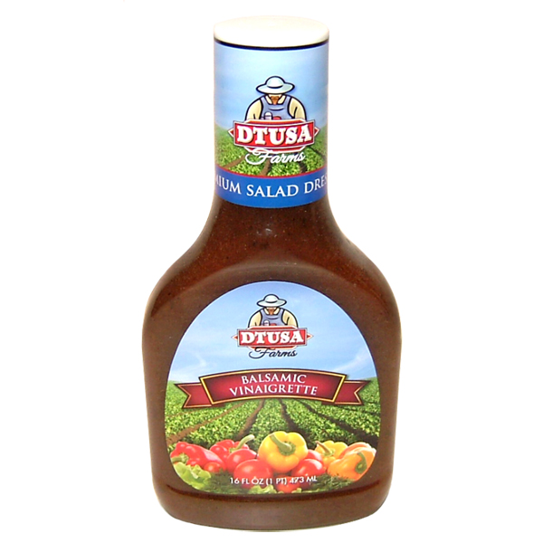 FP282-BAL Balsamic Salad Dressing — Design Town USA