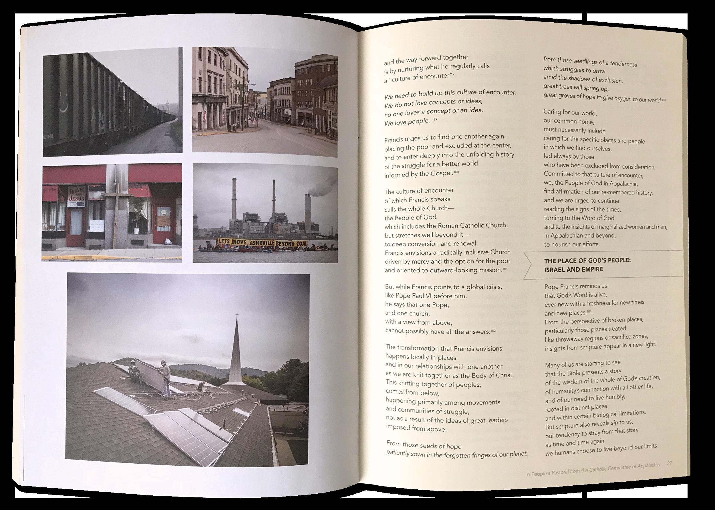 The Telling Takes Us Home print design — Liz Pavlovic