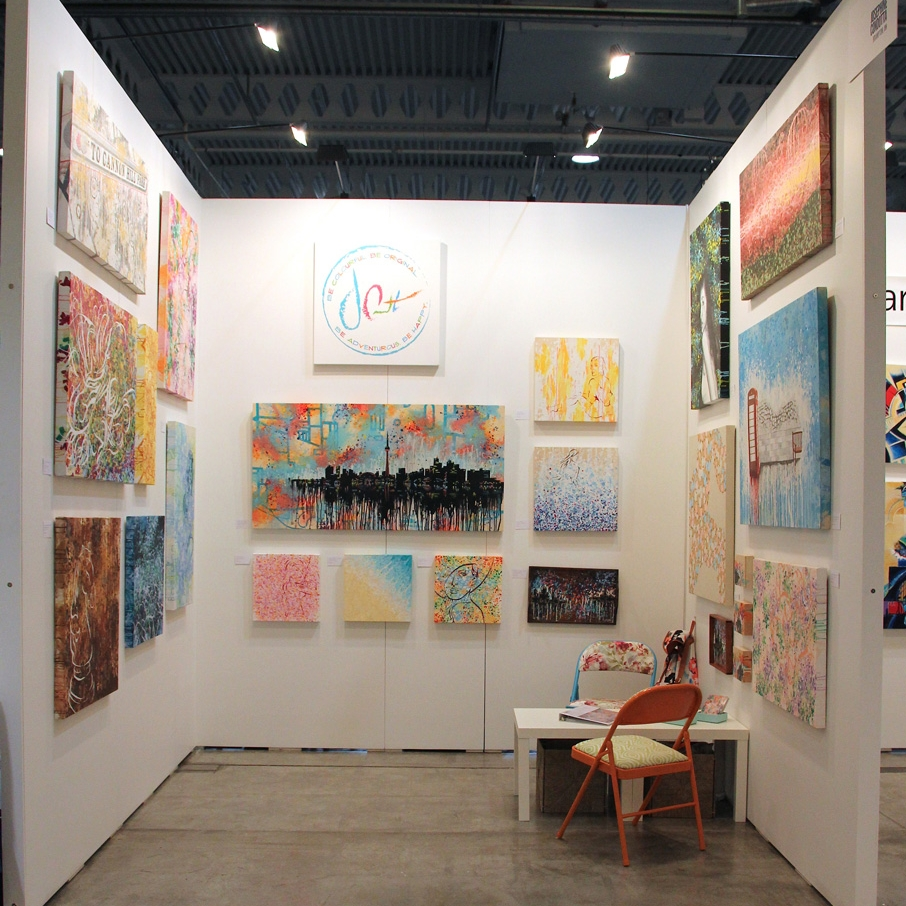 Art Exhibitions, Shows & Events - << Check out my full listing of upcoming and previous art exhibitions, group festivals, shows and events.