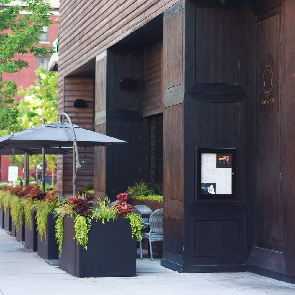Design for GT Prime Steak House: 707 N Wells St.