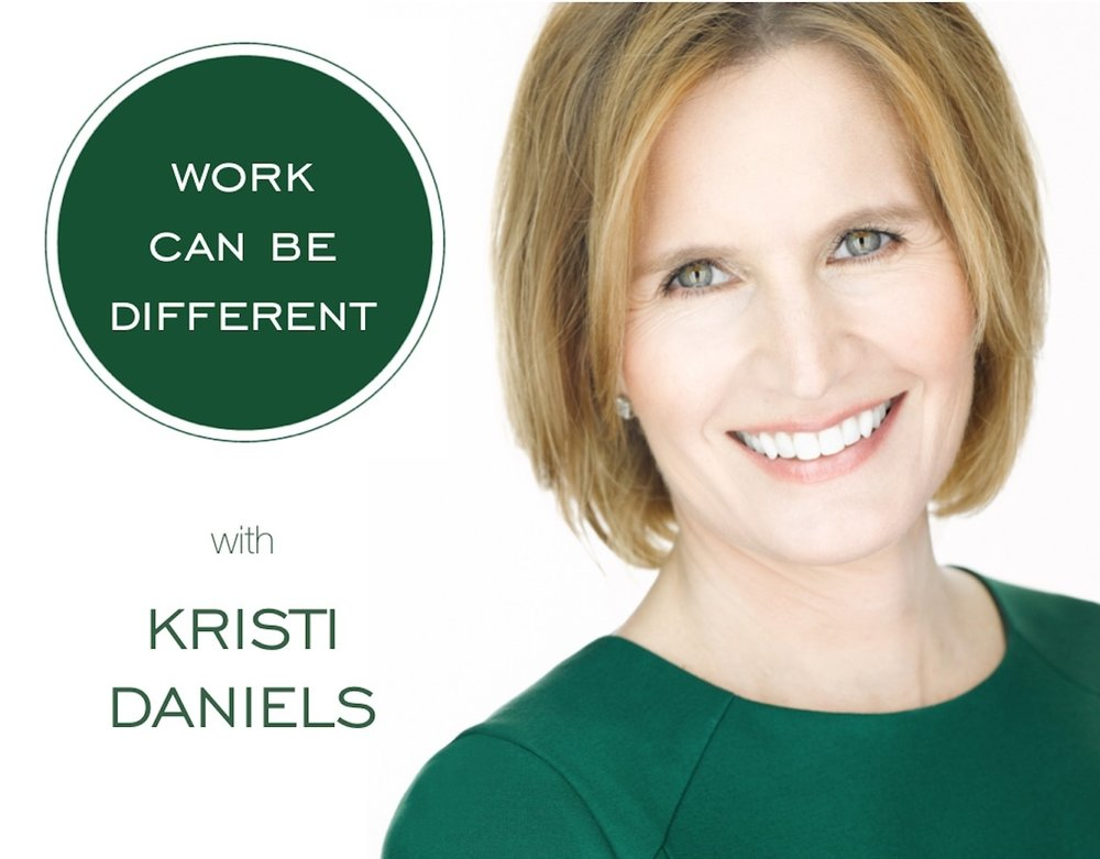 Podcast series hosted by Kristi Daniels (McNab). 18 episodes about your most pressing work challenges. Available on  iTunes  or  here .