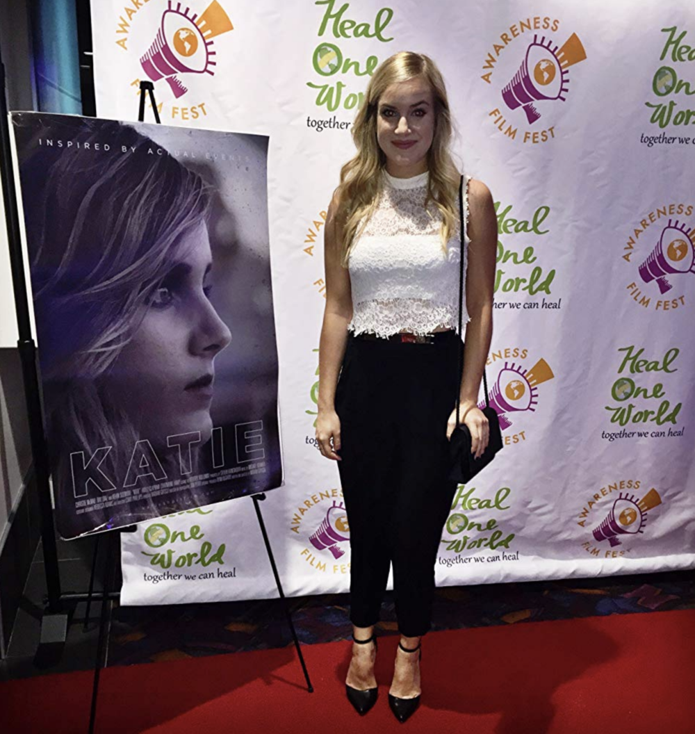 "Copy of premiere of ""Katie"""