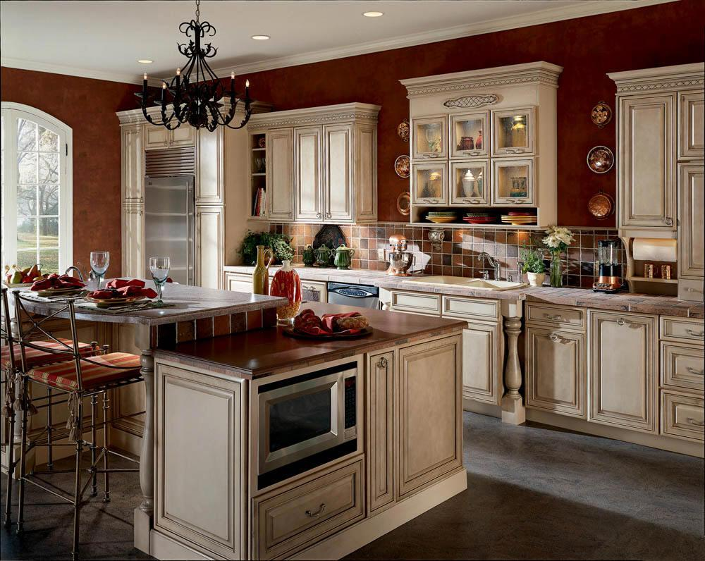 Semi Custom Kitchen Cabinets: Craftmade Cabinets