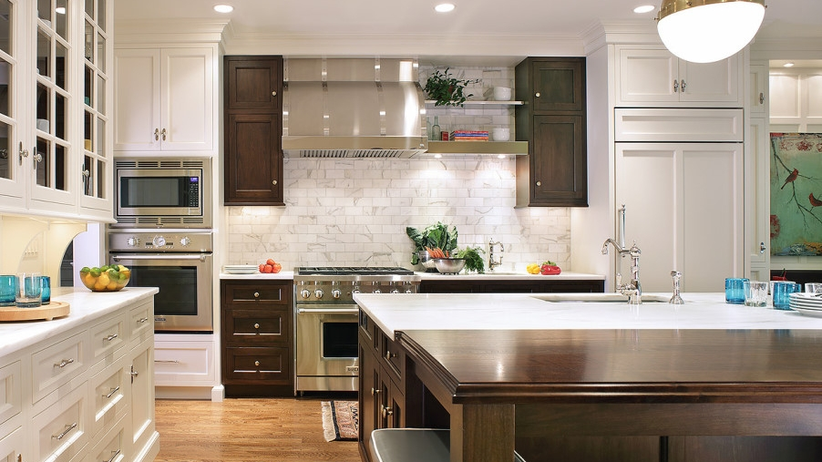 HANDMADE KITCHEN CABINETS