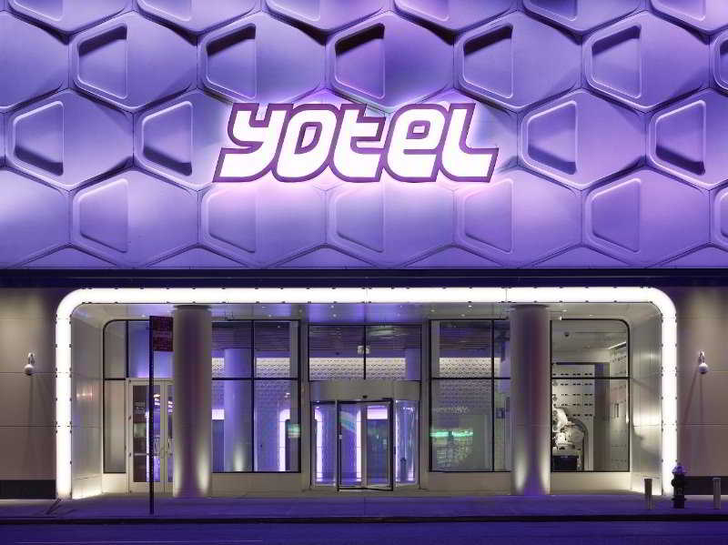 YOTEL  570 W 42nd Street   website