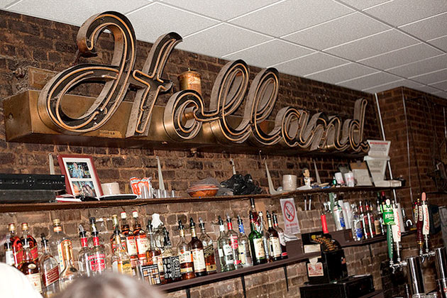 Holland Bar  532 9th Avenue
