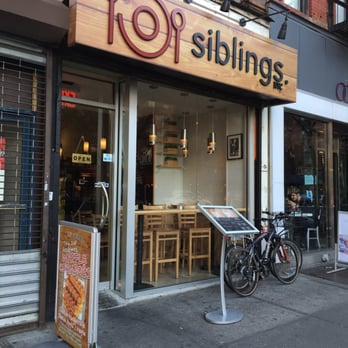 Siblings NYC  498 9th Avenue
