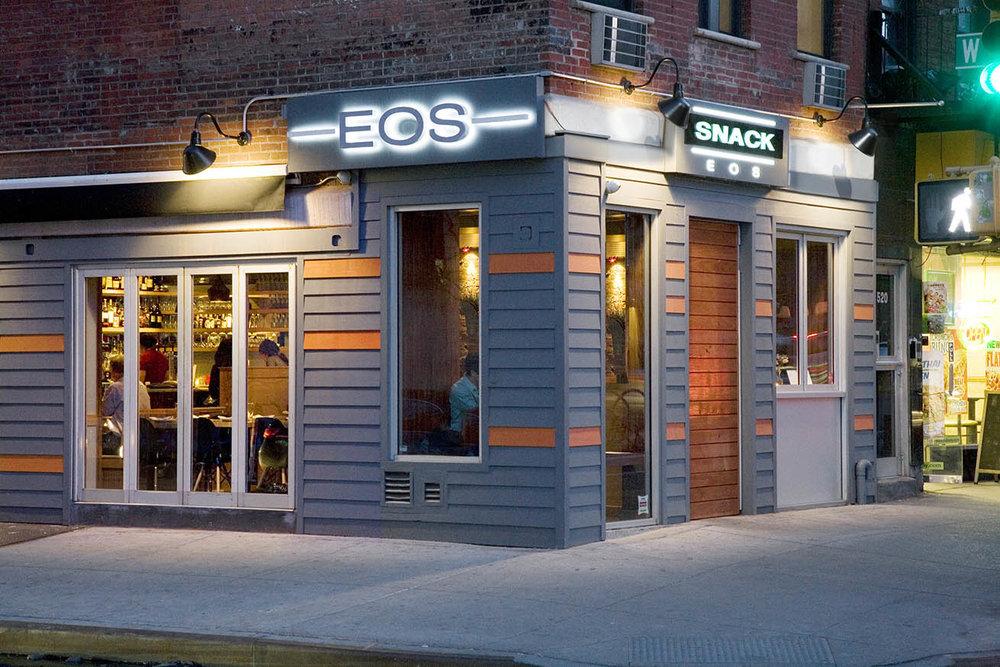 Snack EOS  522 9th Avenue  website
