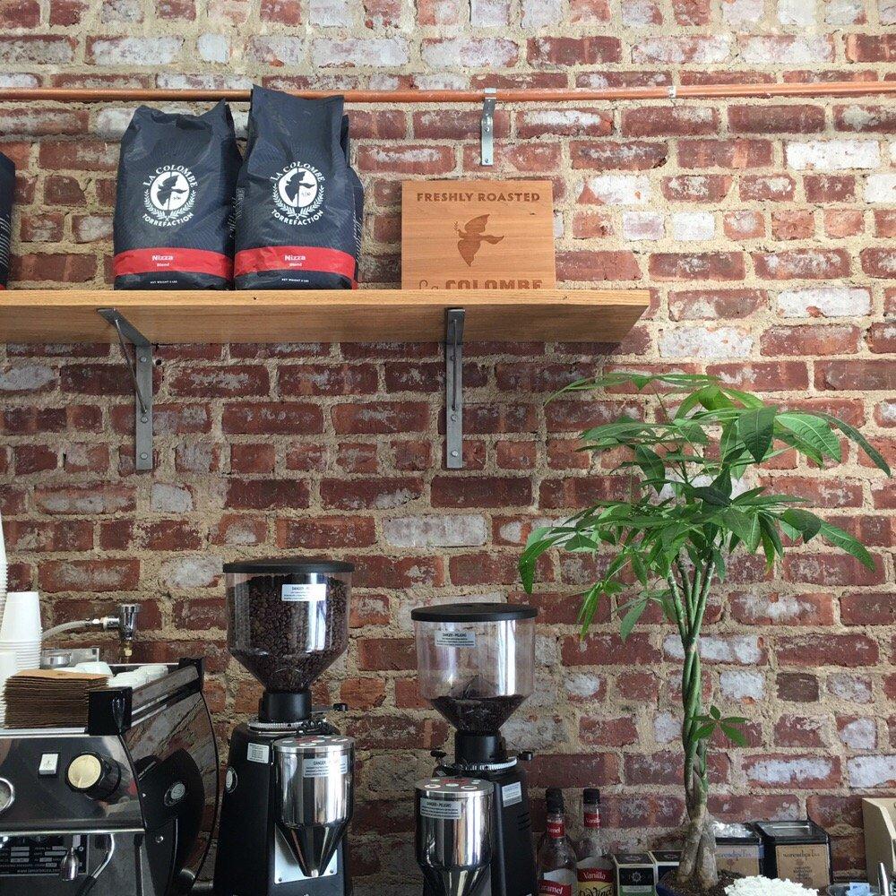 Red Eye Coffee  423 9th Avenue
