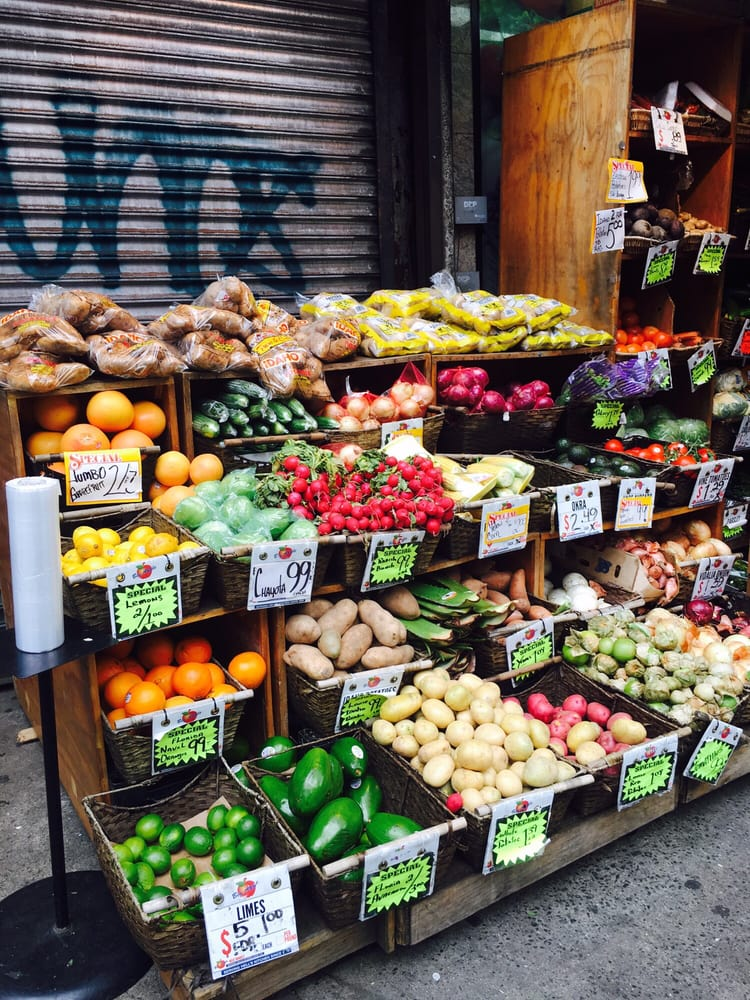 Big Apple Meat Market  529 9th Avenue