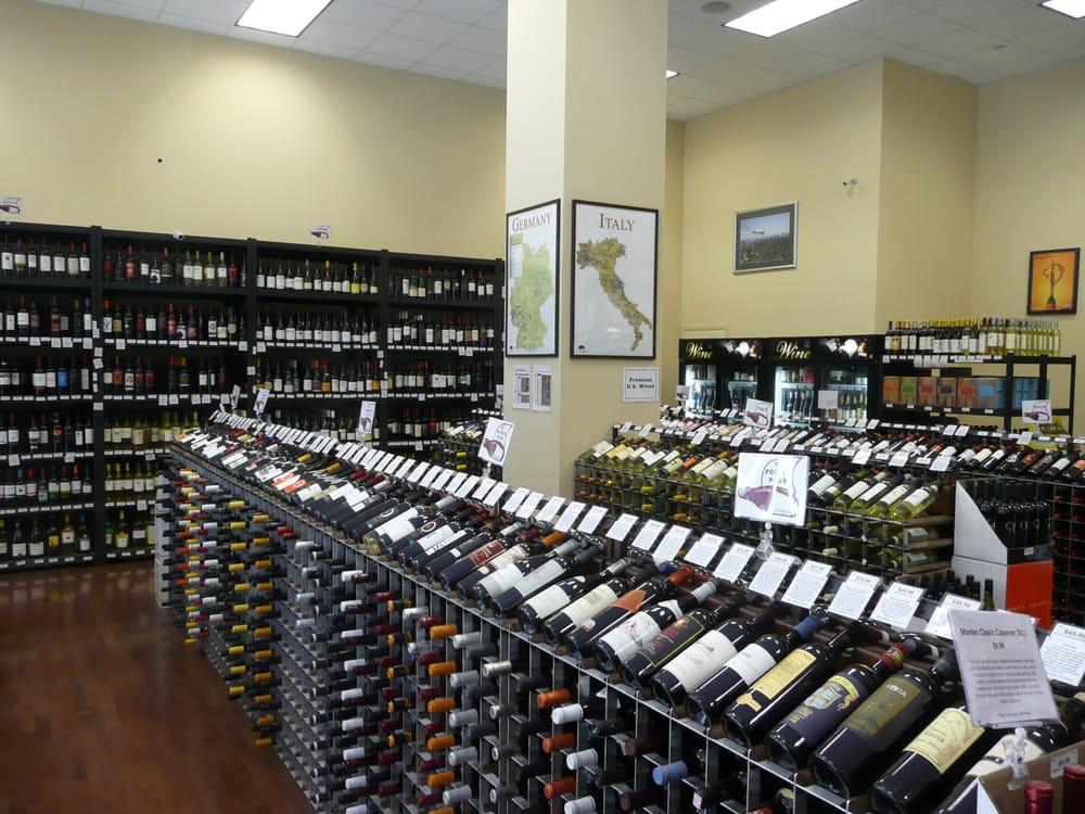 Odyssey Wine & Spirits  490 10th Avenue  website