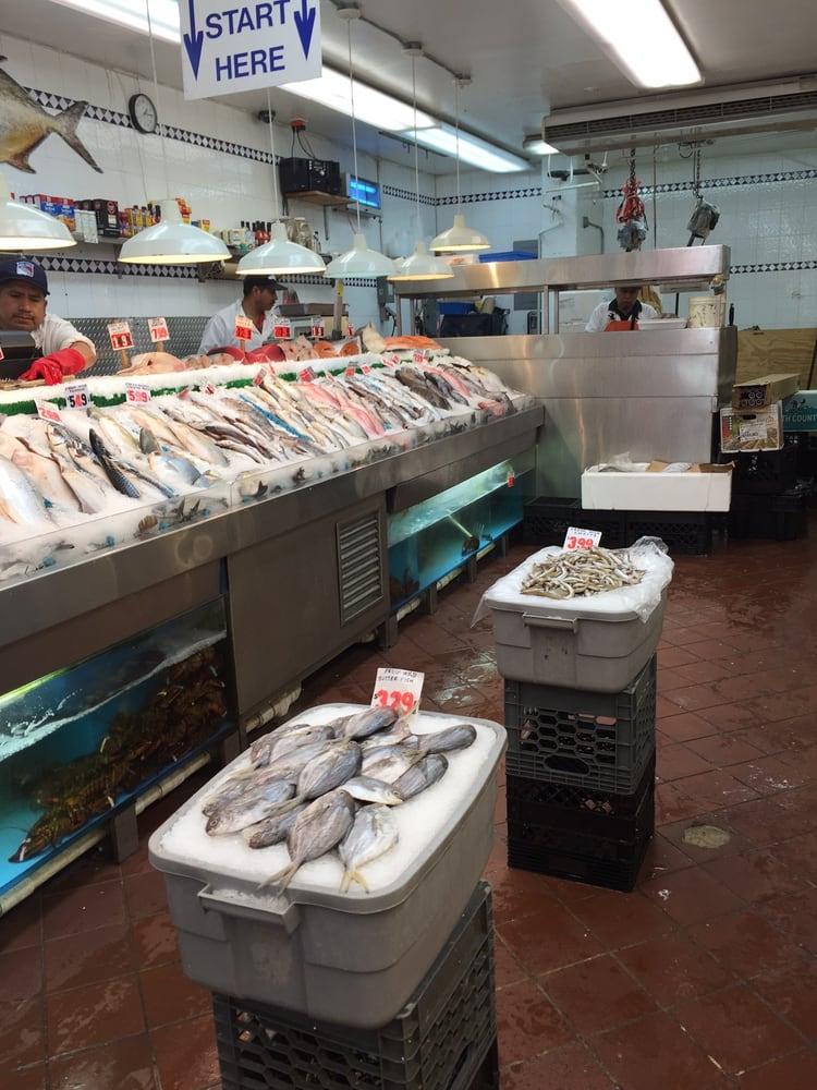 Sea Breeze Fish Market Inc.  541 9th Avenue  website