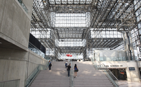 Jacob K. Javits Convention Center  655 W 34th Street  website