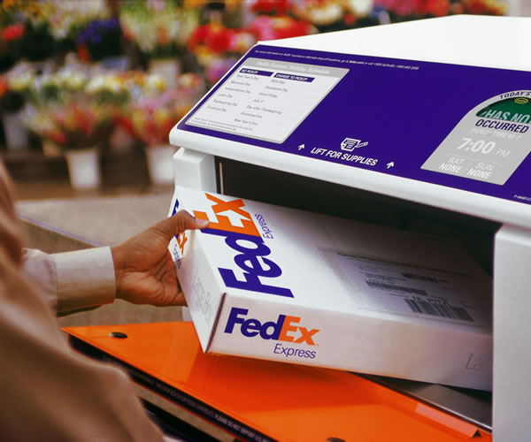 FedEx Ship Center   560 W42nd Street  website