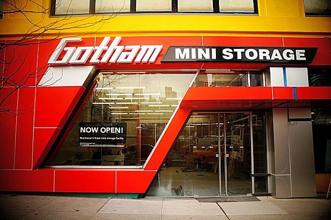 Gotham Mini Storage  501 10th Avenue  website