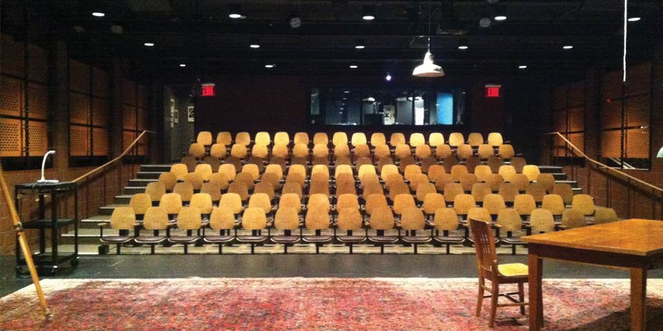 Playwrights Horizons  416 W 42nd Street  website