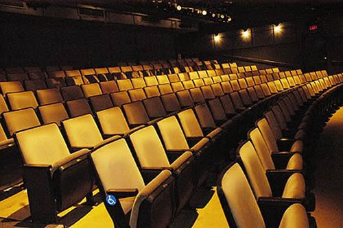 Theatre Row  410 W 42nd Street  website