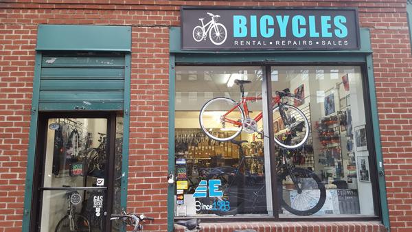 Enoch's Bike Shop  480 10th Avenue  website