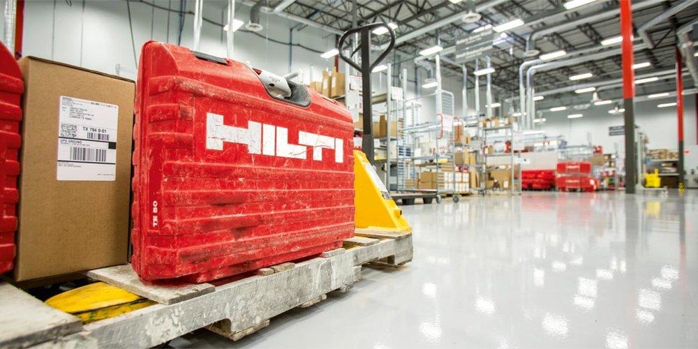 Hilti, Inc.  527 9th Avenue  website