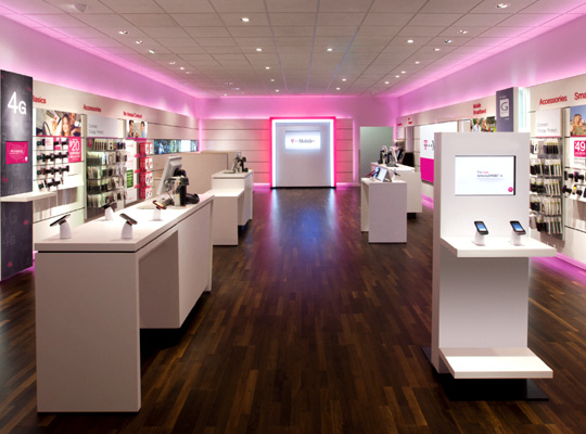 T-Mobile  400 W 34th Street  website