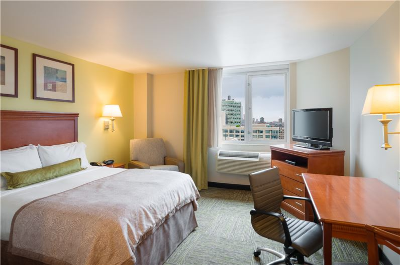 Candlewood Suites - Times Square  339 W 39th Street  212-967-2254   Book rooms at 15% off best available rates!