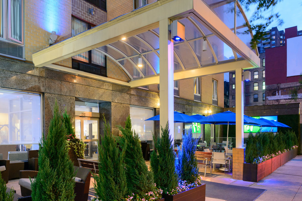 Holiday Inn Express NYC- Chelsea  232 West 29th Street | New York, NY 10001  212-695-7200   Enjoy 10% off here!