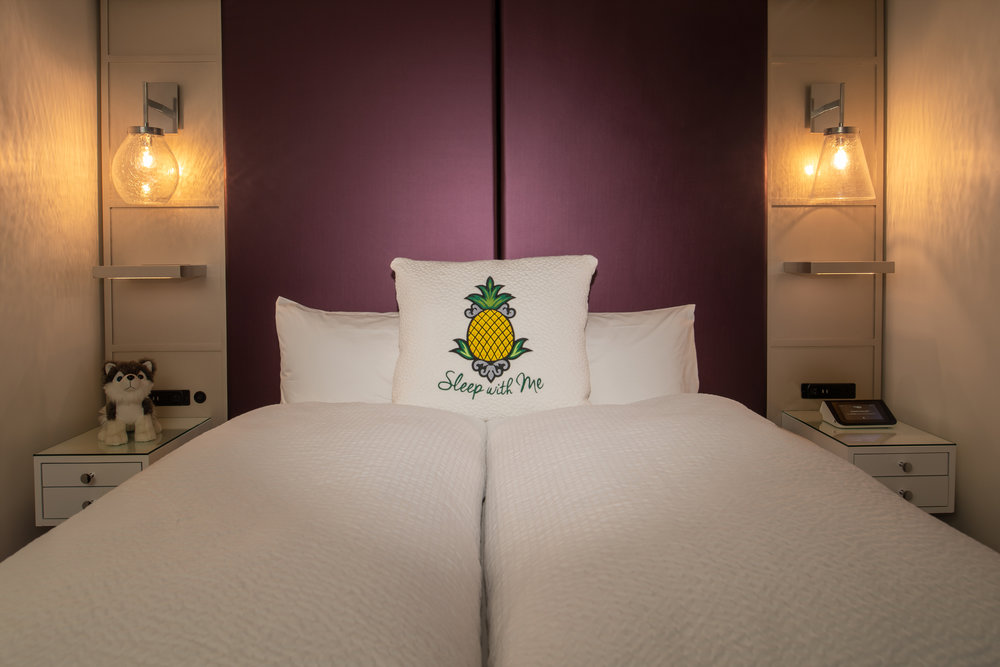 STAYPINEAPPLE  337 W 36th Street  866-866-7977   Best Rates Here!
