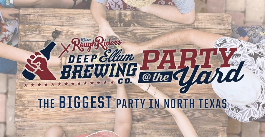 The BIGGEST party in North Texas is right here in Frisco! Every Thursday home game, the Riders are transforming the areas beyond the outfield wall into the perfect hangout spot. Exclusively for the 21+ crowd, enjoy all-you-can-eat food, drink specials, rotating food trucks and live entertainment for only $19!