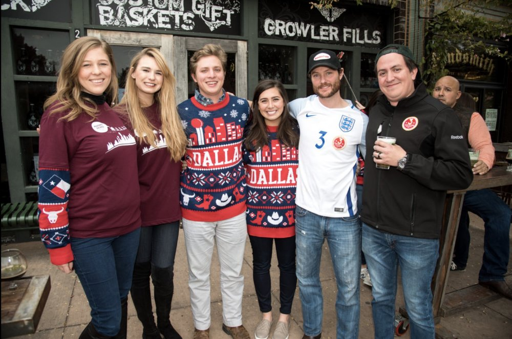 1st Annual Naughty or Nice Beer Crawl   12.10.16