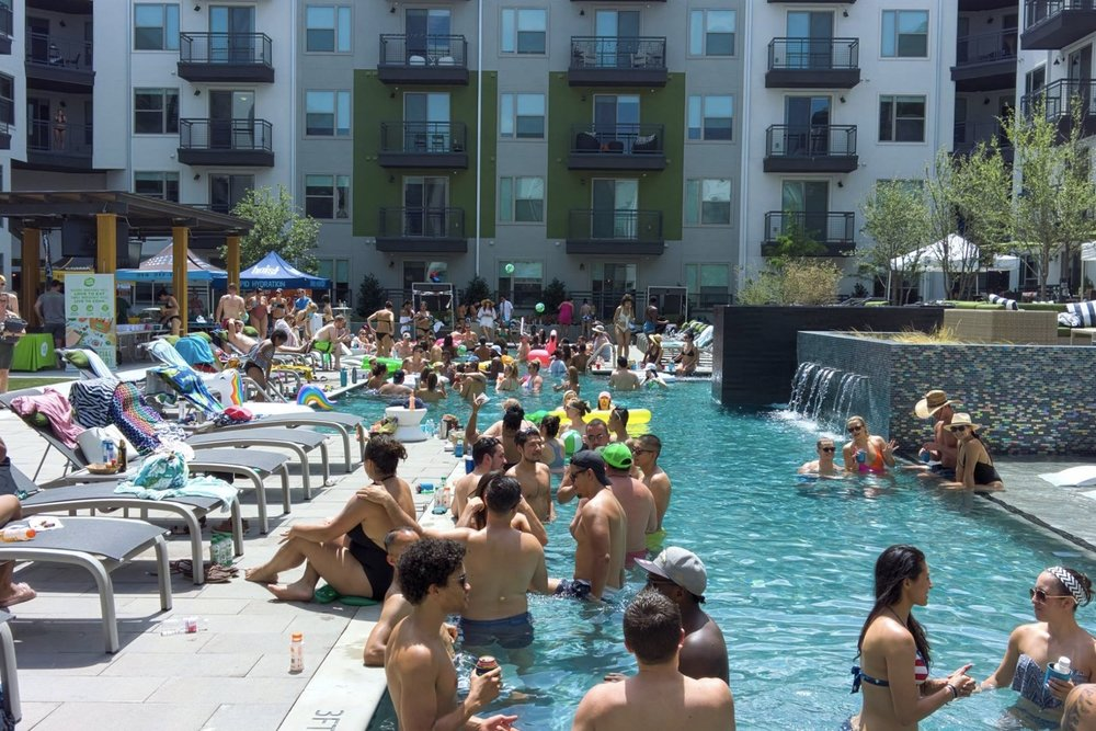 Summer Pool Party Series: Broadstone LTD | 6.30.18