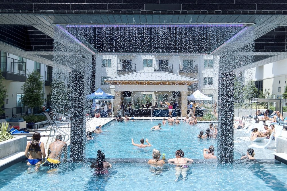 Summer Pool party Series: Broadstone Evoke   7.21.18
