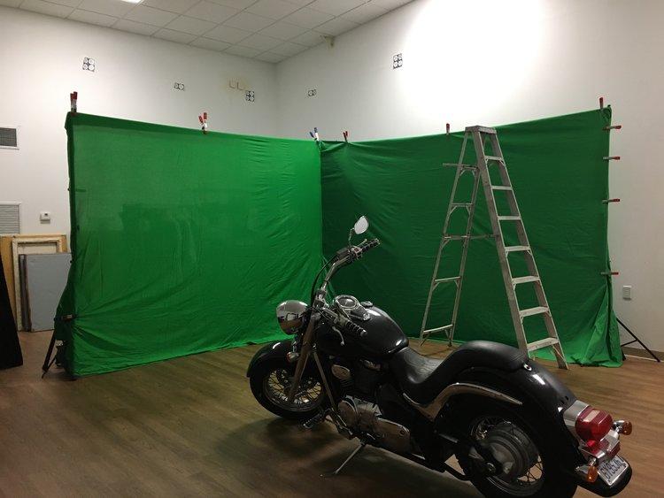 Music Video Greenscreen