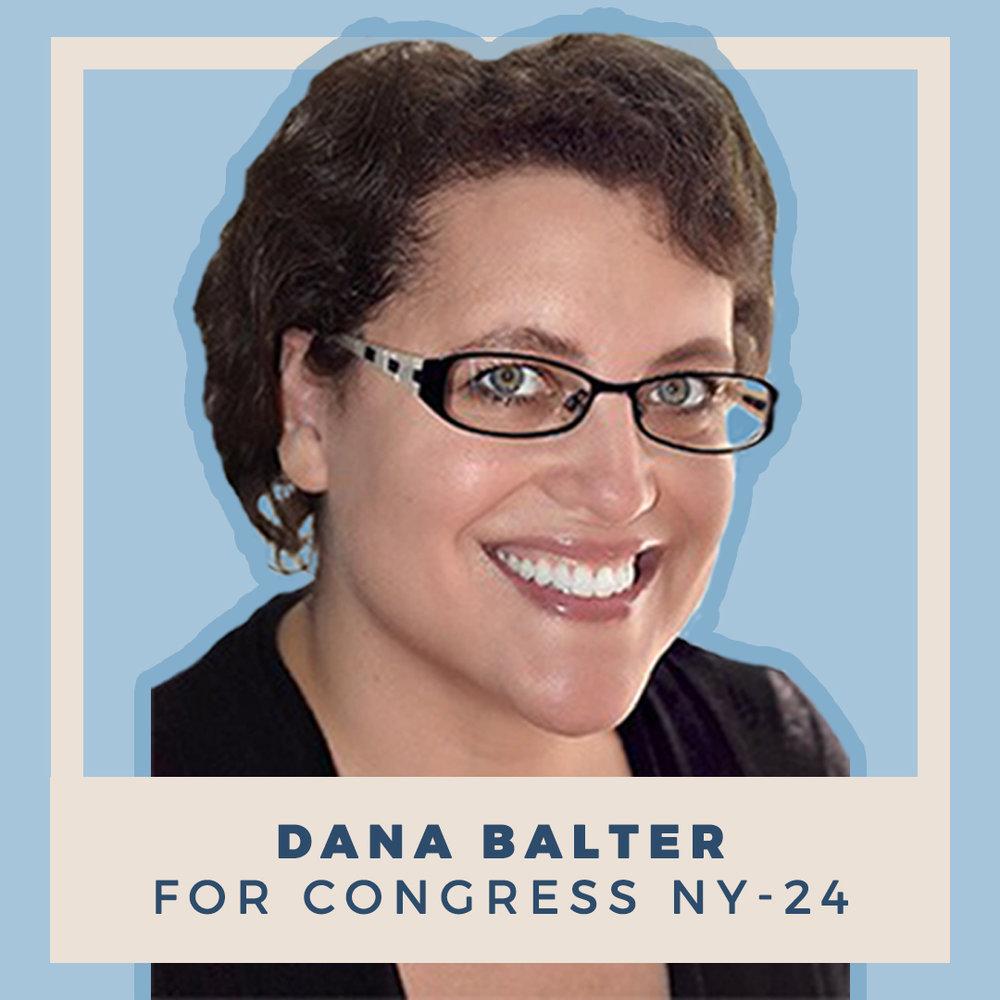Dana Balter for Congress NY-24