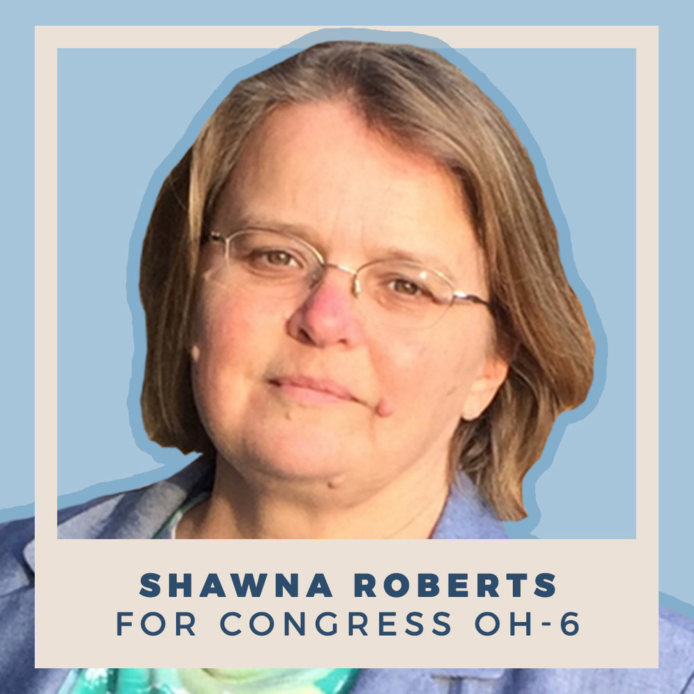Shawna Roberts for Congress OH-6