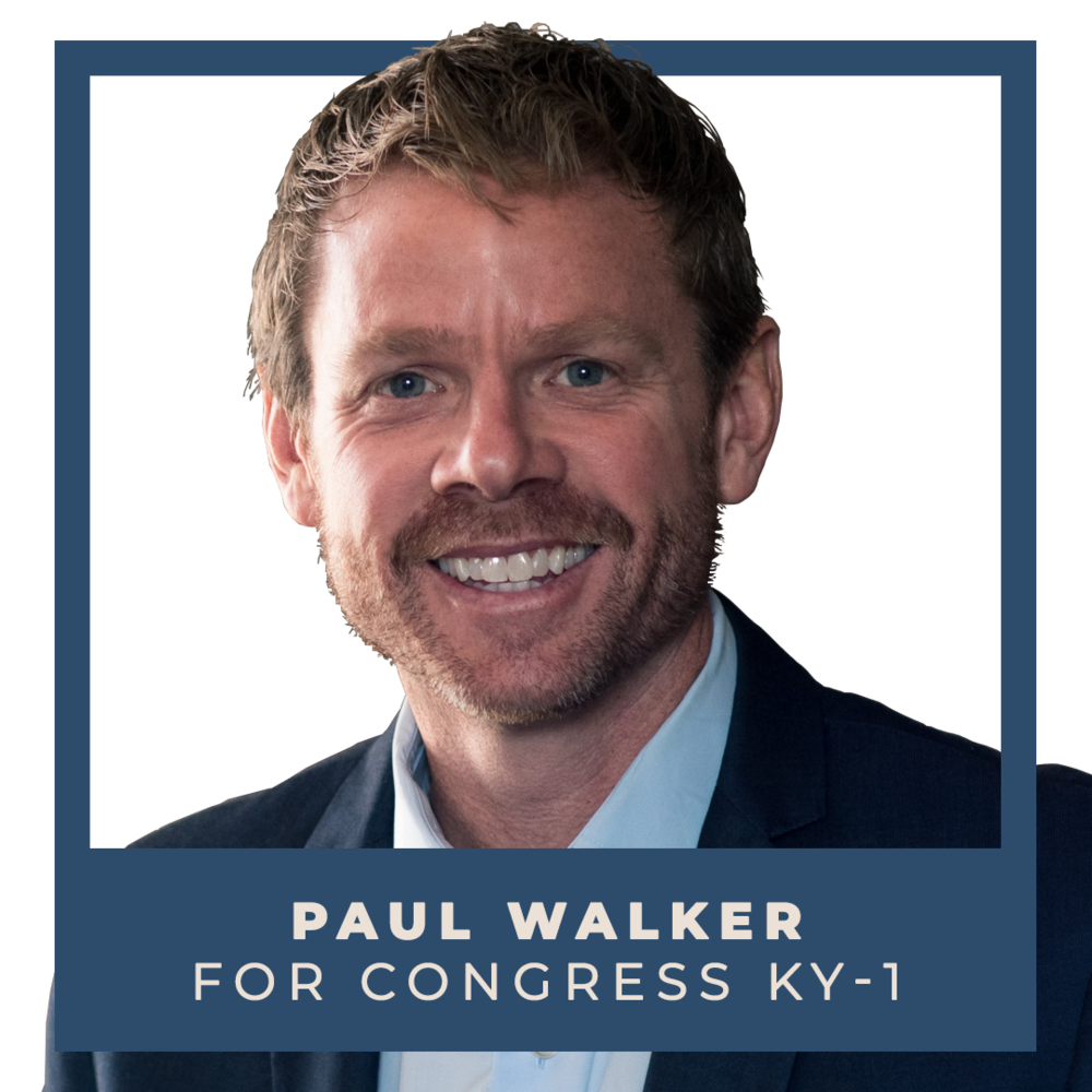 Indivisible endorses Paul Walker for Congress (KY-1)