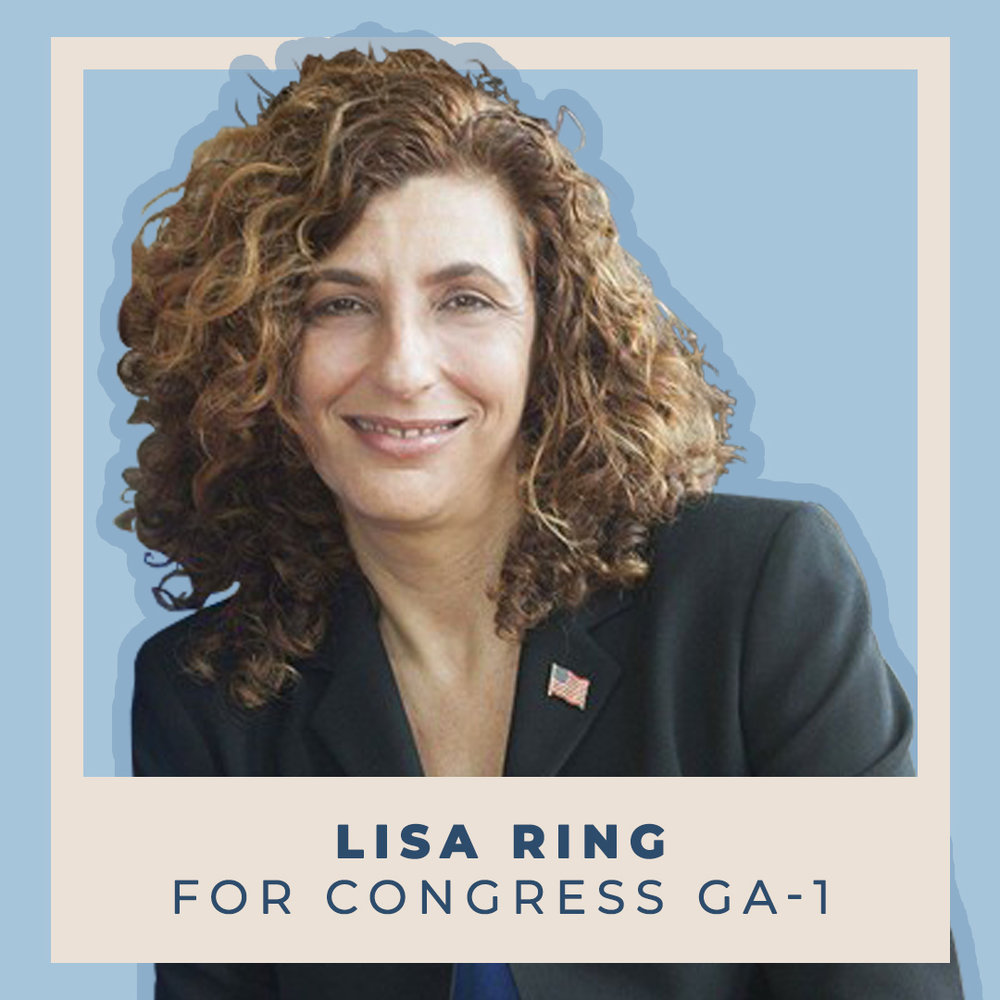 Lisa Ring for Congress GA-01