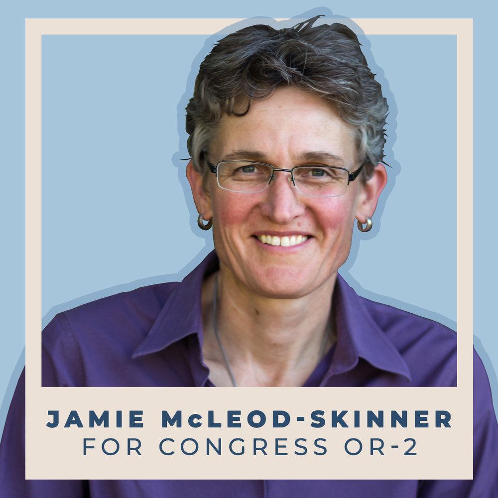 Jamie McLeod-Skinner for Congress OR-02