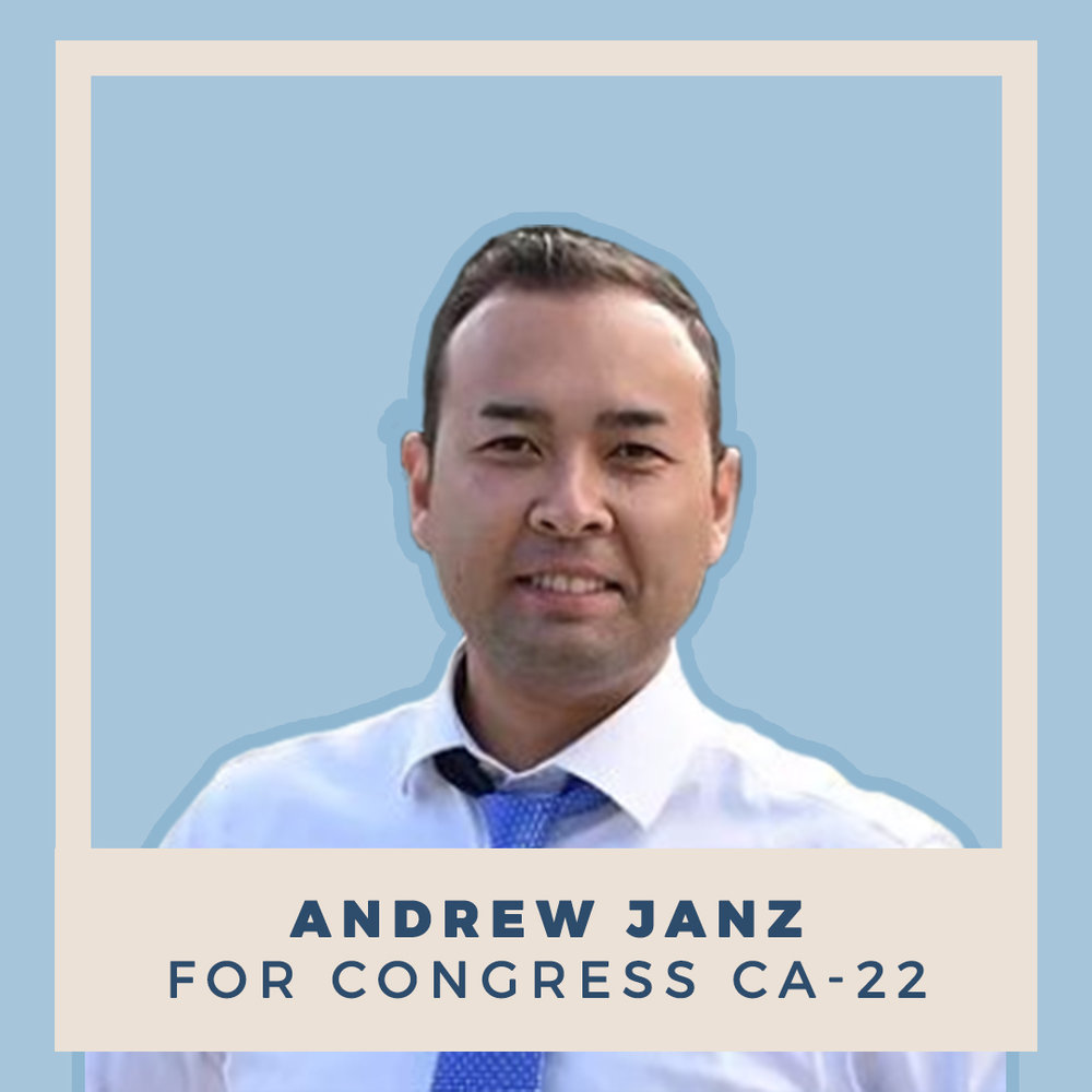 Andrew Janz for Congress CA-22