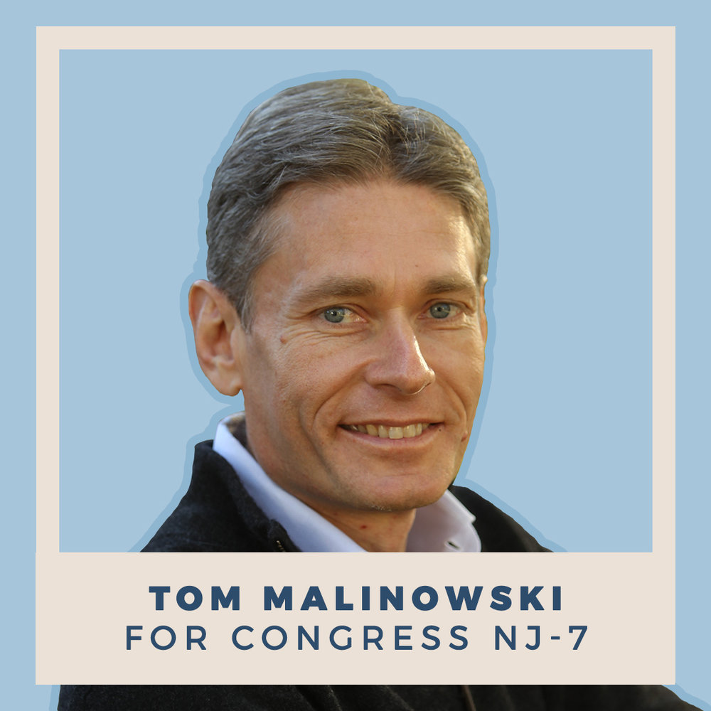 Tom Malinowski for Congress NJ-7