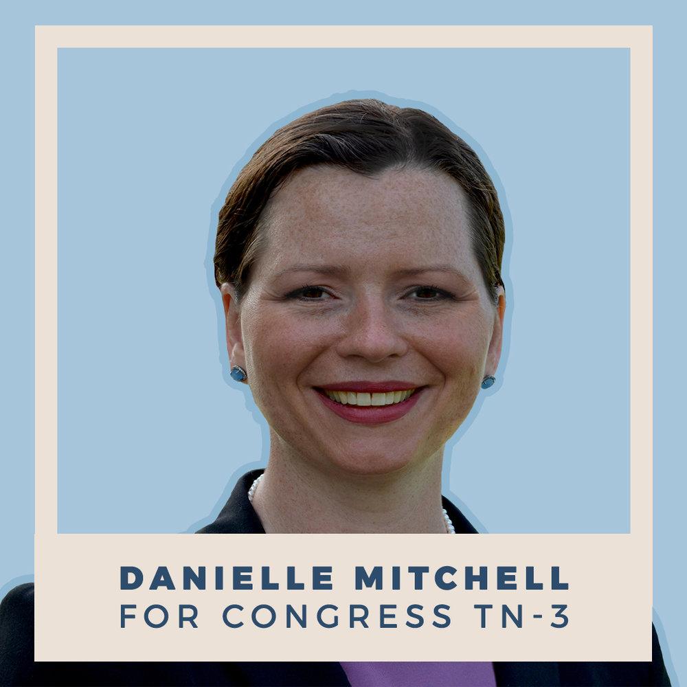Danielle Mitchell for Congress TN-03