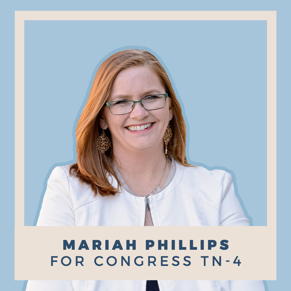 Mariah Phillips for Congress TN-04