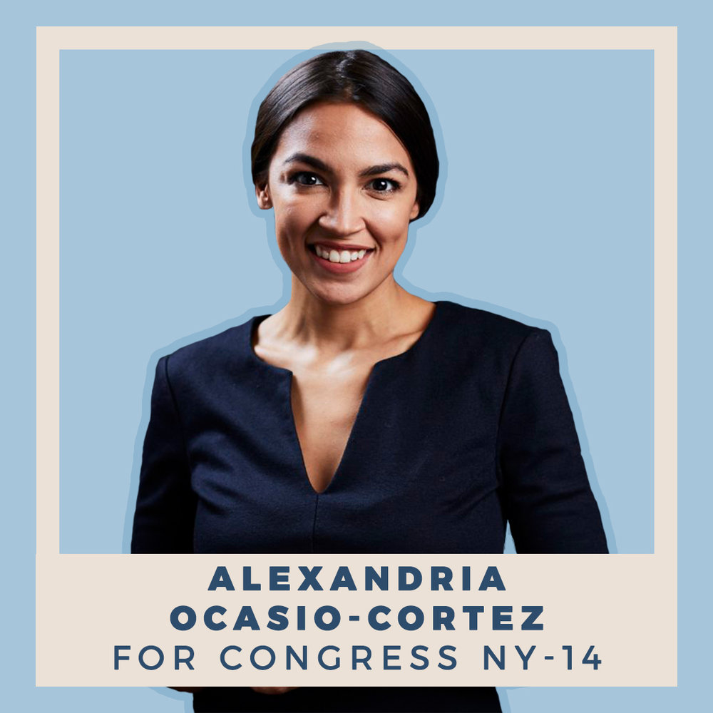 Alexandria Ocasio-Cortez for Congress NY-14